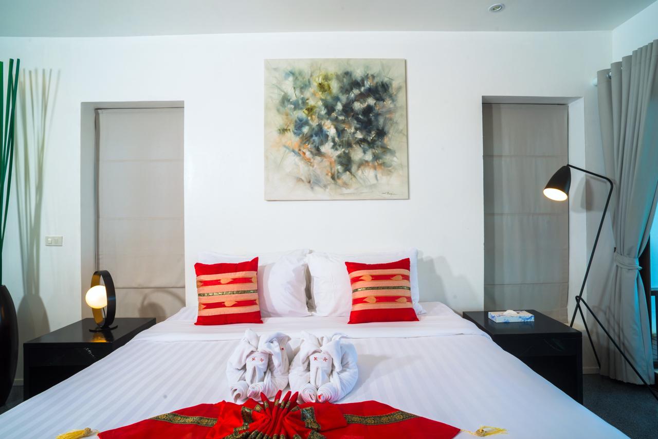 Rooms: Ground Floor Executive Beachfront Room